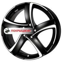 6*15 5*112 ET45 57,1 Alutec Shark Racing black front polished