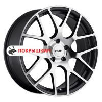 7,5*17 5*114,3 ET45 76 TSW Nurburgrin Gunmetal Mirror Cut Face