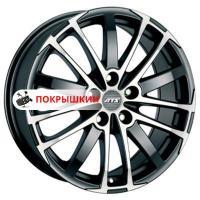 8*18 5*112 ET35 70,1 ATS X-Treme Racing black front polished