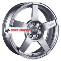 7*16 5*100 ET35 68 OZ Record Race Silver