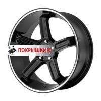 8,5*20 5*120 ET35 74,1 Motegi Racing MR122 Black/Machined