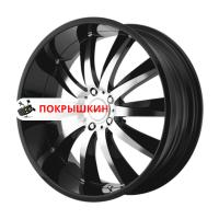 10*22 5*120 ET40 74,1 Helo HE851 Black/Machined