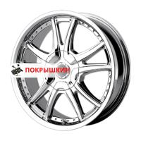 7*16 5*100 ET40 72,62 American Racing AR607 Chrome