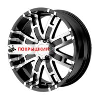 9,5*22 8*165,1 ET18 125 Helo HE835 Black/Machined