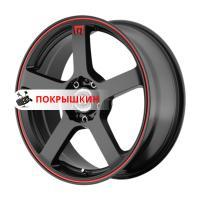 7*17 5*108 ET40 72,56 Motegi Racing MR116 Black Red Stripe