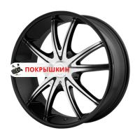 8,5*20 5*114,3 ET38 74,1 American Racing AR897 Black/Machined