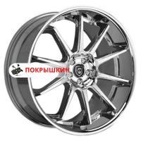 8*18 5*120 ET35 73 Lexani R10 Chrome