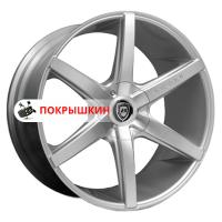 7,5*17 5*108 ET35 73 Lexani R6 Silver/Machined