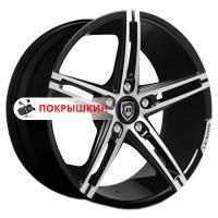 8,5*19 5*112 ET25 74,1 Lexani R3 Black/Machined