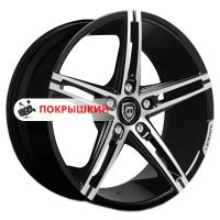 8,5*19 5*114,3 ET35 74,1 Lexani R3 Black/Machined