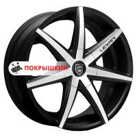 9,5*19 5*120 ET25 74,1 Lexani R7 Black/Machined