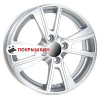 5,5*14 4*98 ET35 58,5 Aero A1602 (КС602) Silver