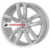 6,5*15 5*100 ET40 57,1 FR replica VW023 Silver