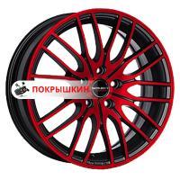 7,5*19 5*114,3 ET42 67,1 Borbet CW4/5 Red Front Polished