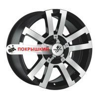 8*17 5*150 ET34 110,2 Fondmetal 7700 Black polished